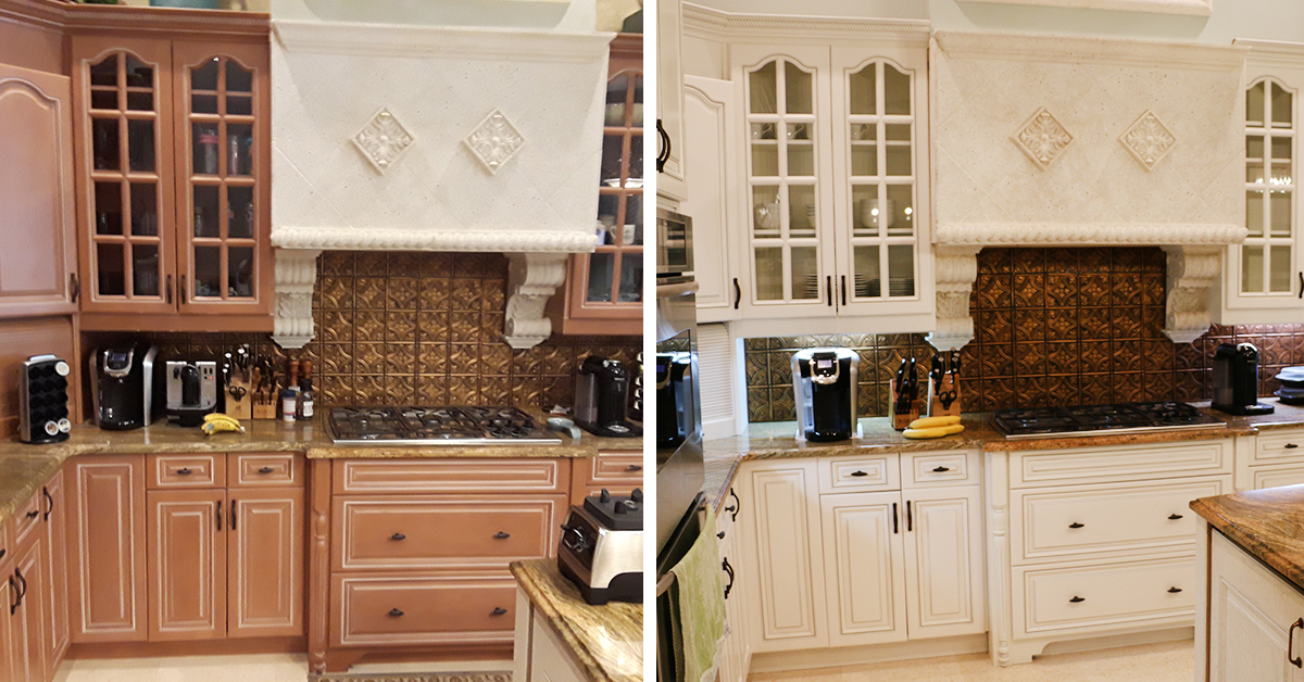 Cabinet Painting Tampa