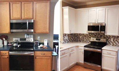 Best Cabinet Painting Refinishing In Orlando 407 537 0715