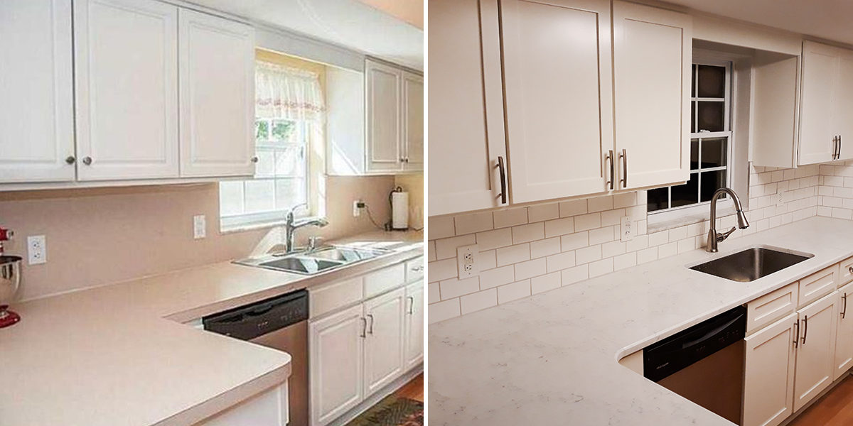 Cabinet Refacing Process And Cost, Estimate Cost Of Refacing Kitchen Cabinets